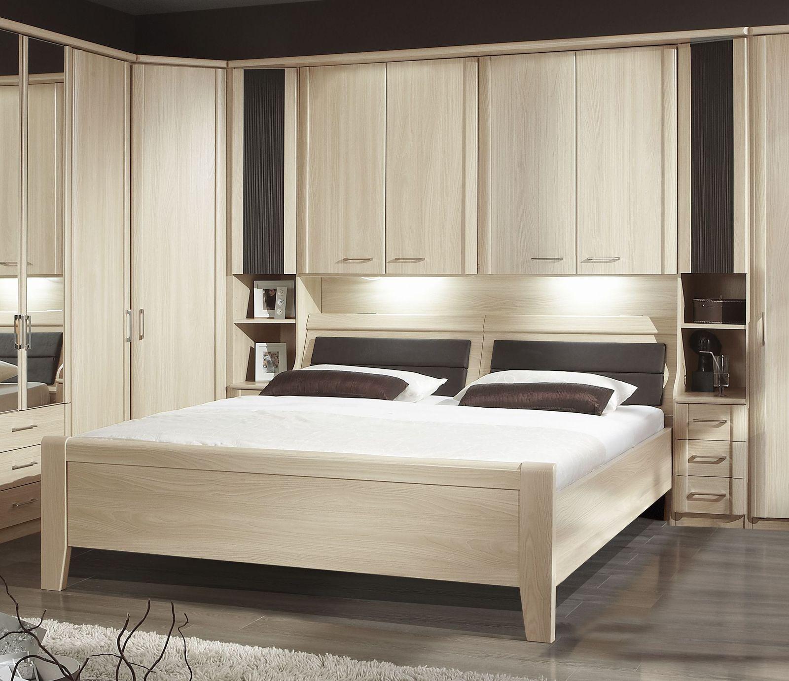 Seniorenbett Mit Bettkasten Fur Uberbau Schlafzimmer Palena