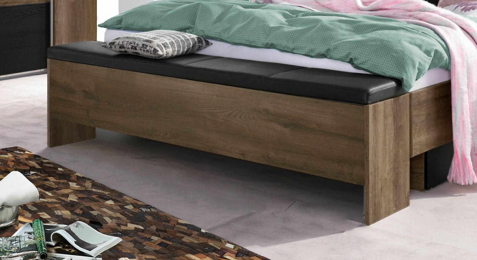 Moderne Betttruhe Gallinaro im schlichten Design