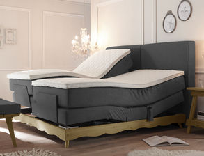boxspringbetten mit motor online auf rechnung kaufen. Black Bedroom Furniture Sets. Home Design Ideas