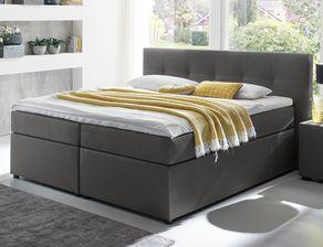 boxspringbetten schnell lieferbar und kurzer lieferzeit. Black Bedroom Furniture Sets. Home Design Ideas