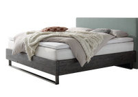 Boxspringbett Mijas im Industrial-Look