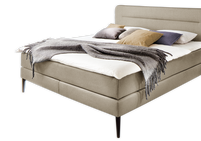 Boxspringbett Paroldo in modernem Design