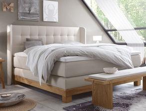 Boxspringbetten Aus Massivholz Gunstig Kaufen Betten De