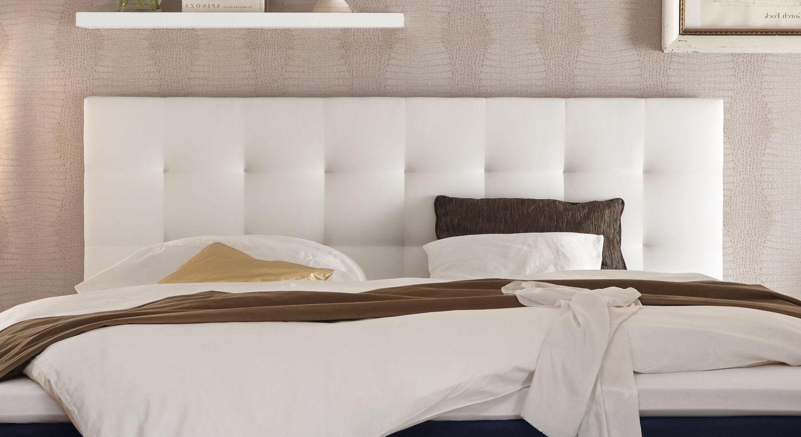 boxspringbett mit schubladen und samt kunstleder bezug selca. Black Bedroom Furniture Sets. Home Design Ideas
