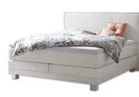 Komfortables Boxspringbett Sola mit Kingston-System