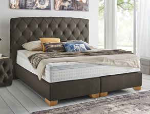 Boxspringbett Sunnyvale mit EMPIRE select System