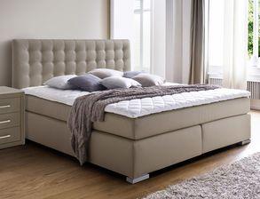 gehobene boxspringbetten der oberklasse kaufen. Black Bedroom Furniture Sets. Home Design Ideas