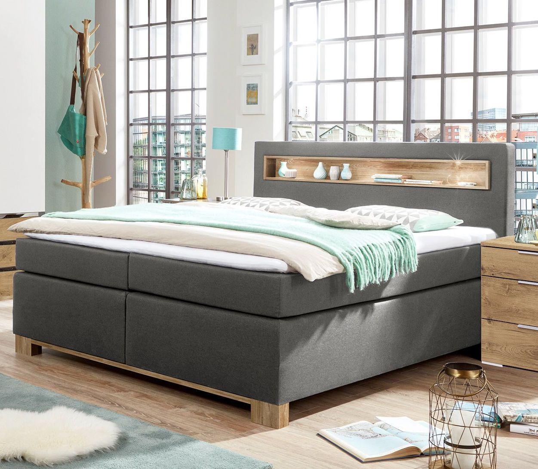 boxspringbetten modern galerie de design de maison. Black Bedroom Furniture Sets. Home Design Ideas