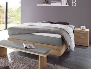 Boxspringliege Rubios mit luxuriösem Einlegesystem Kingston