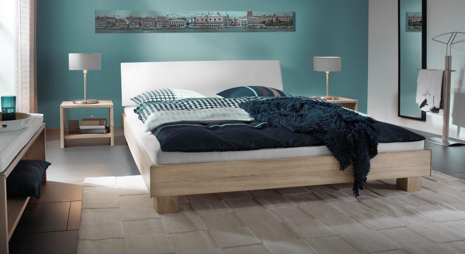 Doppelbett Legano in Buche