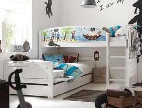 eck etagenbetten und hochbetten ber eck kaufen. Black Bedroom Furniture Sets. Home Design Ideas