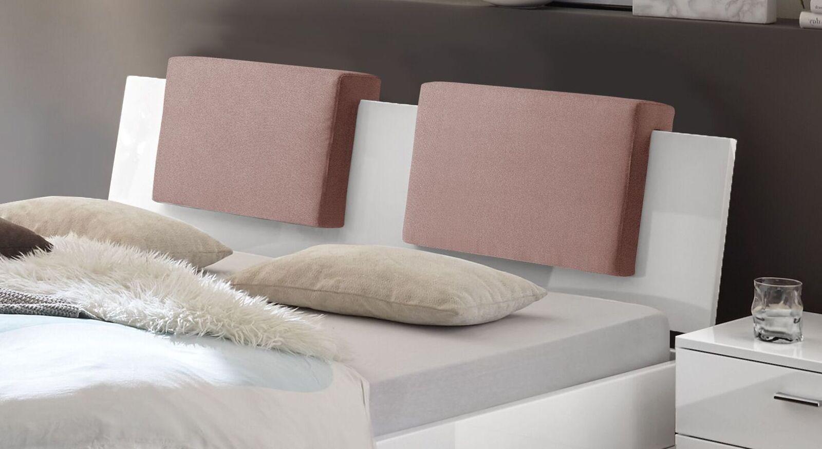 Einsteck-Kissen Rimini Samt mit Schaumstoff-Polsterung