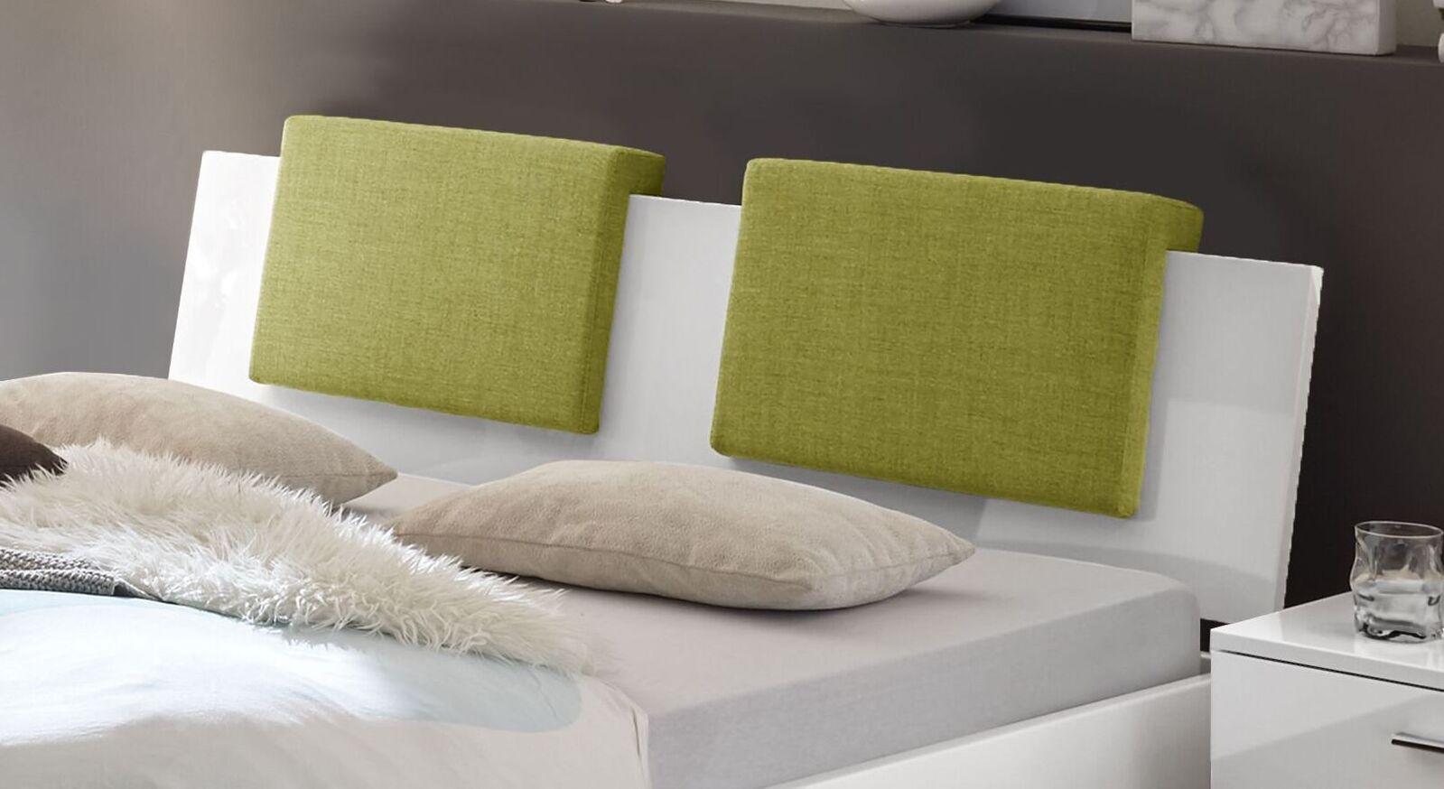 Einsteck-Kissen Rimini Webstoff meliert für mehr Komfort