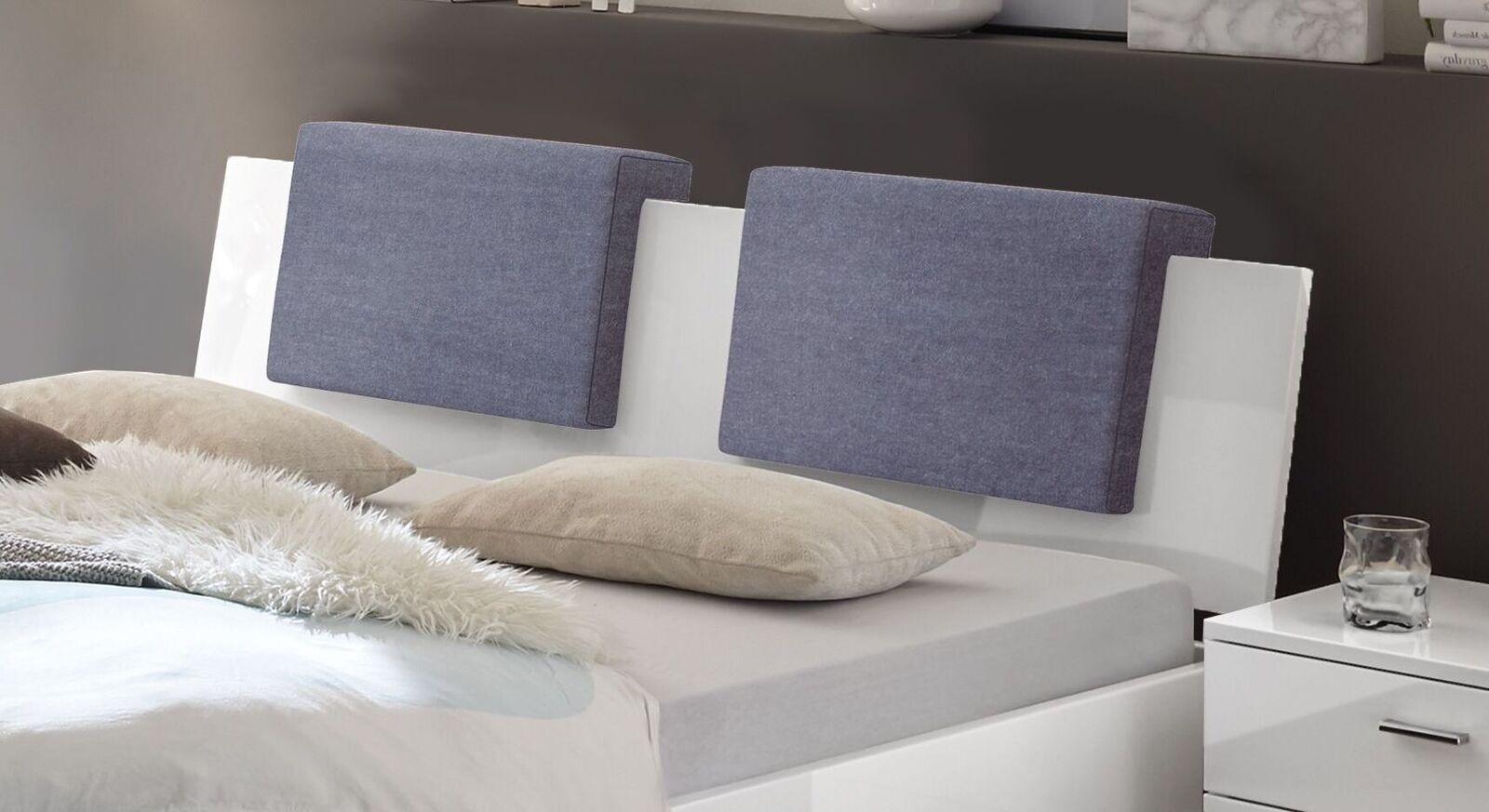 Einsteck-Kissen Rimini mit robustem Webstoff-Bezug im Used-Look