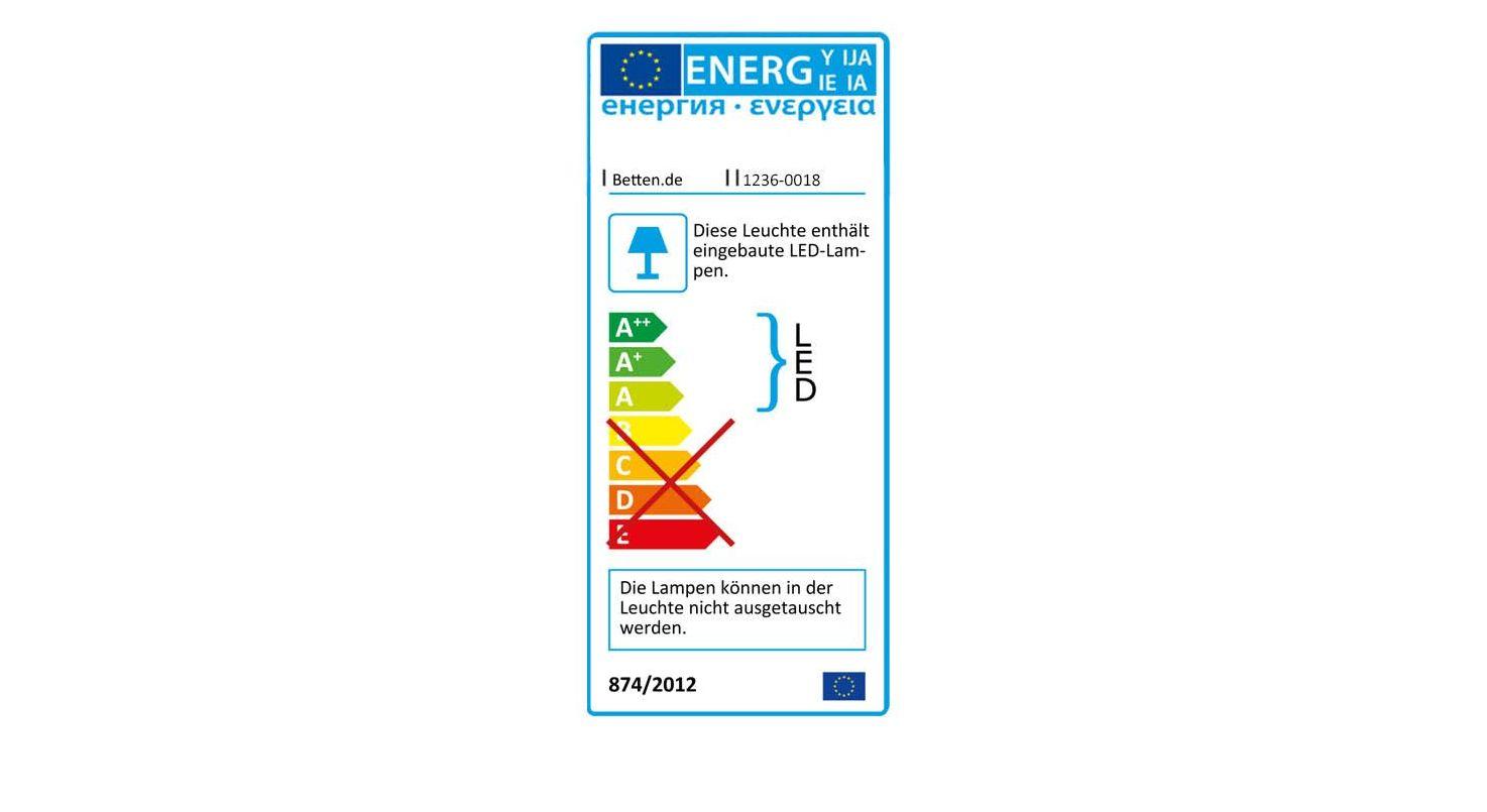 Energieverbrauch des Spiegel-Falttüren-Kleiderschranks Westville