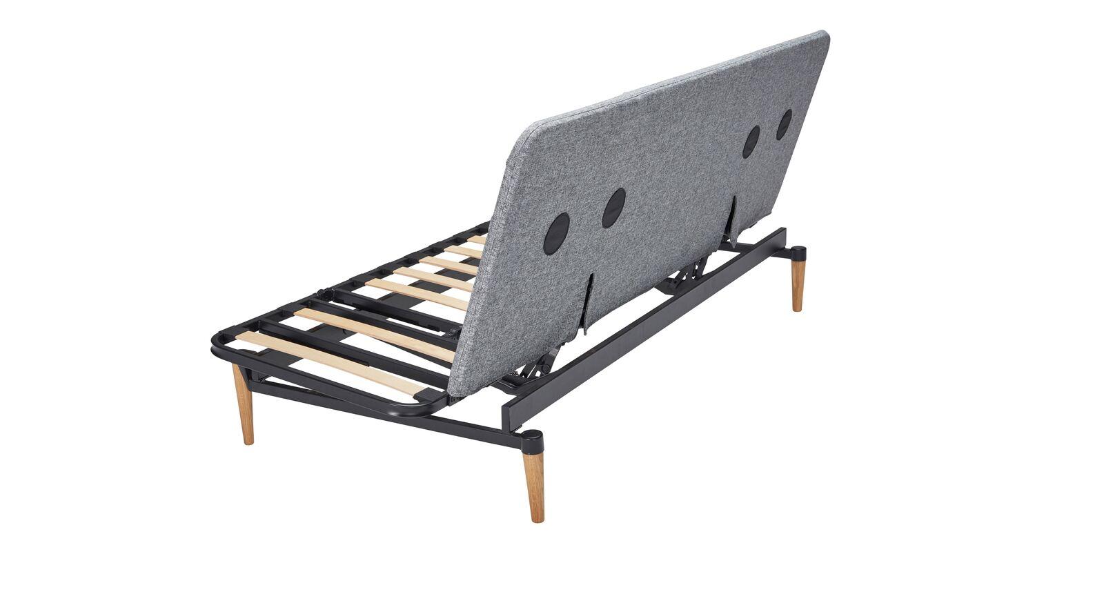 Ersatzbezüge für Querschläfer-Schlafsofas inklusive Rückengestellbezug