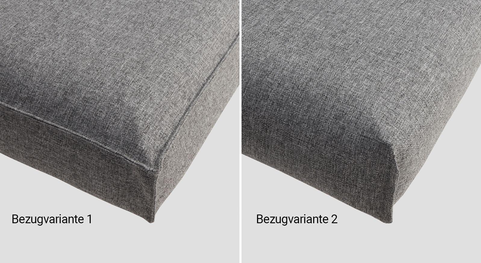 Ersatzbezüge für Querschläfer-Schlafsofas Variante 1 und 2