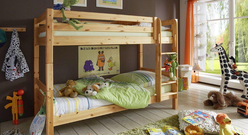 Natur Etagenbett Kids Paradise