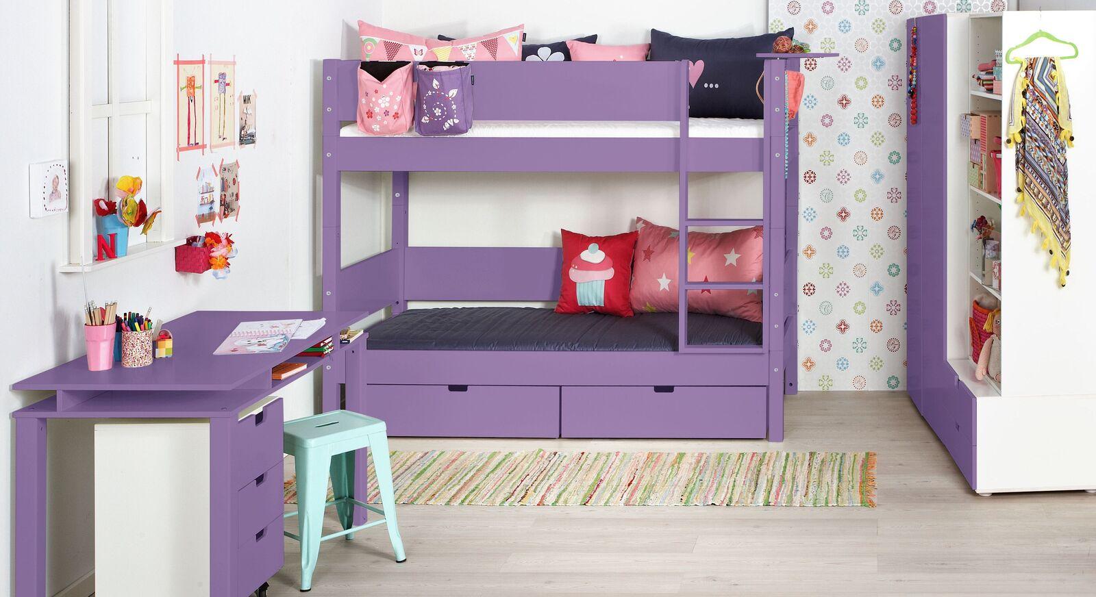 Passende Produkte zum Etagenbett Kids Town Color