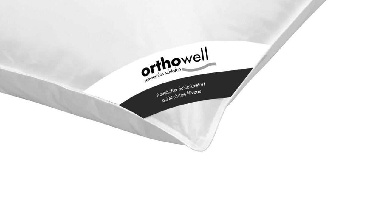 Faser-Kissen orthowell Standard in Markenqualität