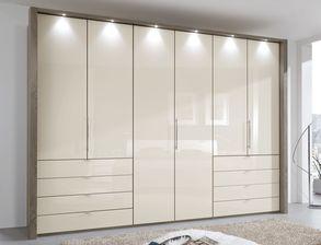 Kleiderschrank modern design  Falttürenschränke für das Schlafzimmer kaufen | BETTEN.de