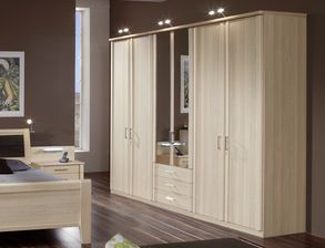 komplett schlafzimmer f r senioren mit einzelbett montego. Black Bedroom Furniture Sets. Home Design Ideas