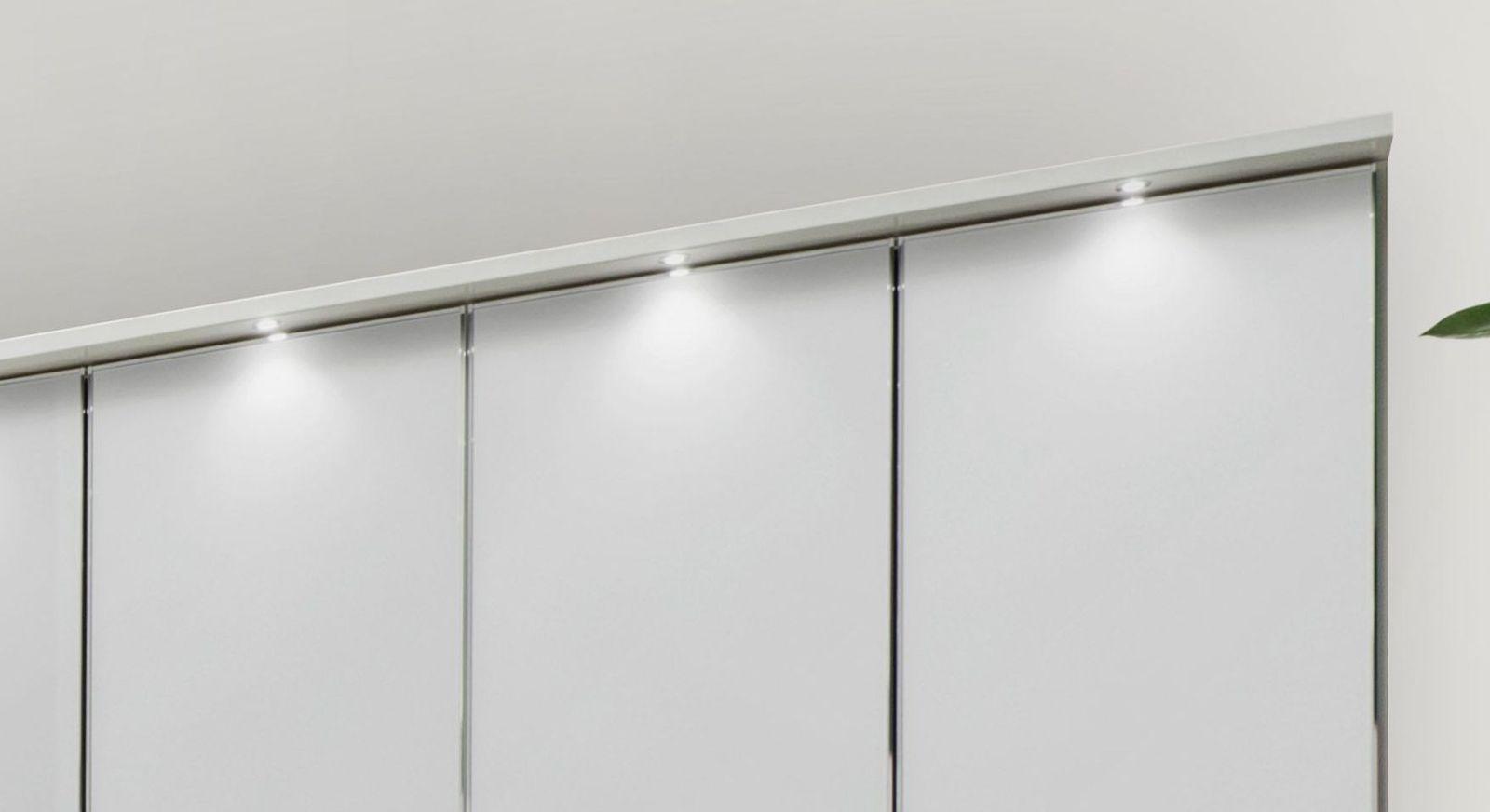 Funktions-Kleiderschrank Shanvalley mit sparsamer LED Beleuchtung