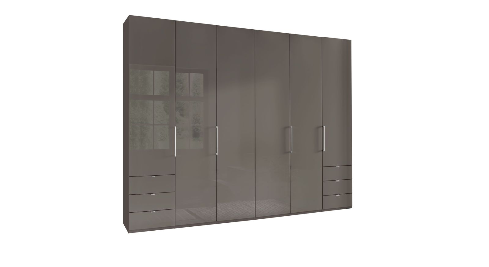 Funktions-Kleiderschrank Southville in stilvoller Optik