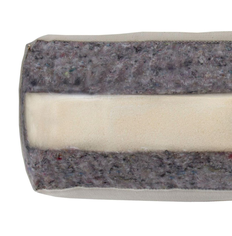 niedriges futonsofa mit tatamis matratzen und kissen borbona. Black Bedroom Furniture Sets. Home Design Ideas