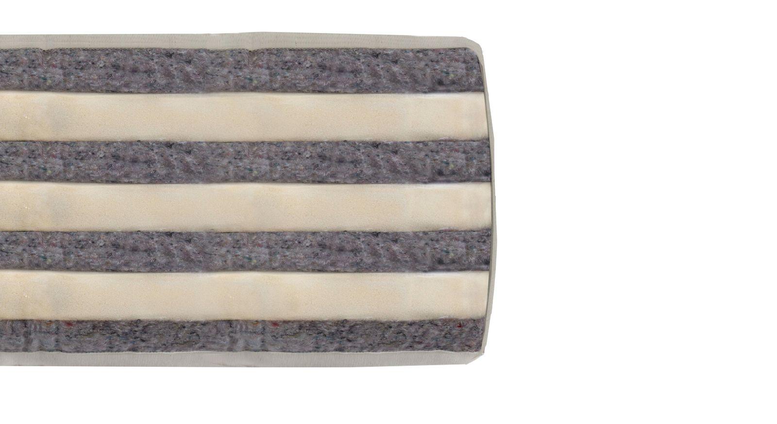 Futonsofa Nespolo mit hochwertiger Luxus-Matratze