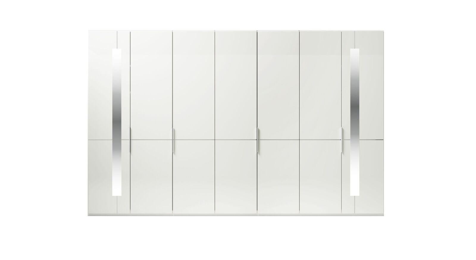 7-türiger GALLERY M Drehtüren-Kleiderschrank IMOLA W Weiß