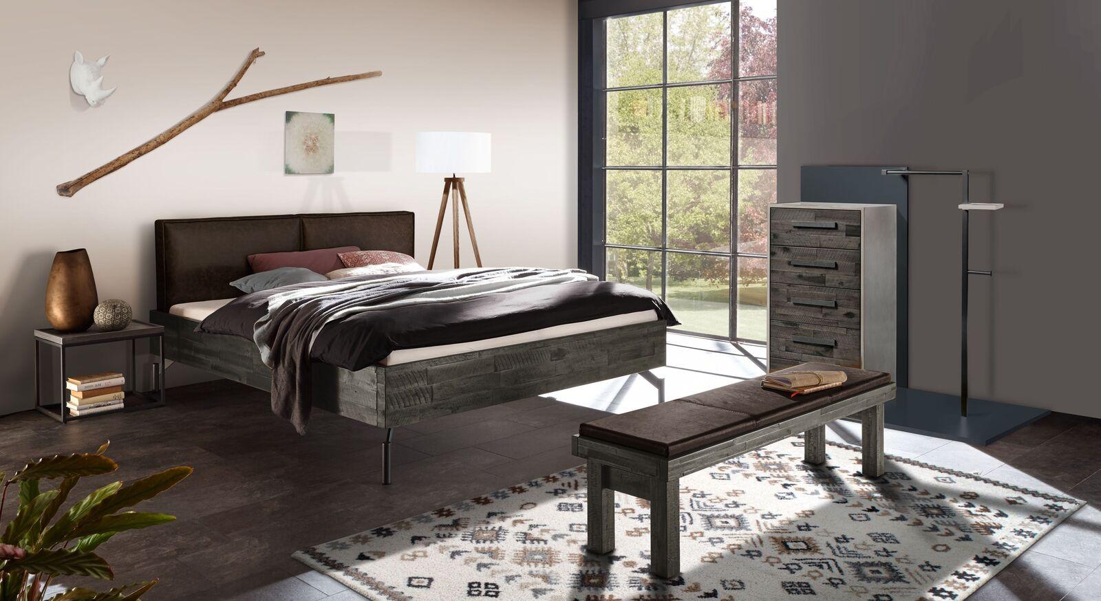 Garderoben-Kommode Envigado mit passenden Möbeln