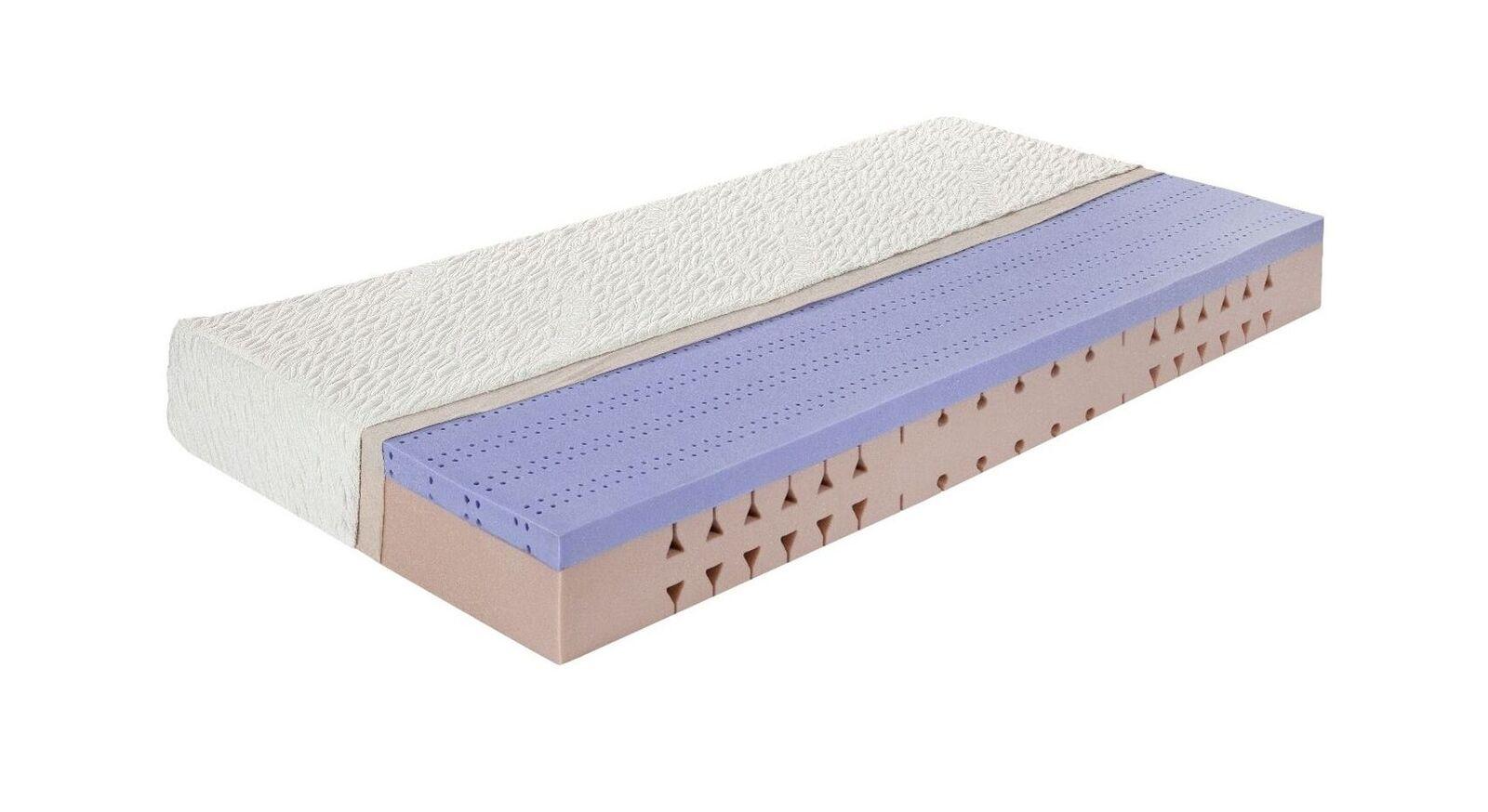 Gelschaum-Matratze CleverSleep Comfort mit Kaltschaumkern