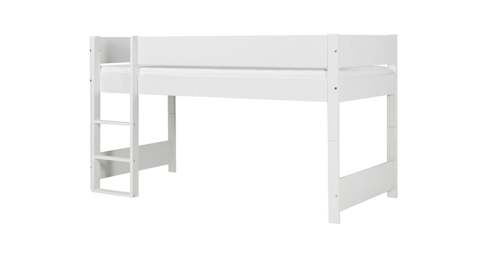 Preiswertes Halbhohes Bett Tacora für Kinderzimmer