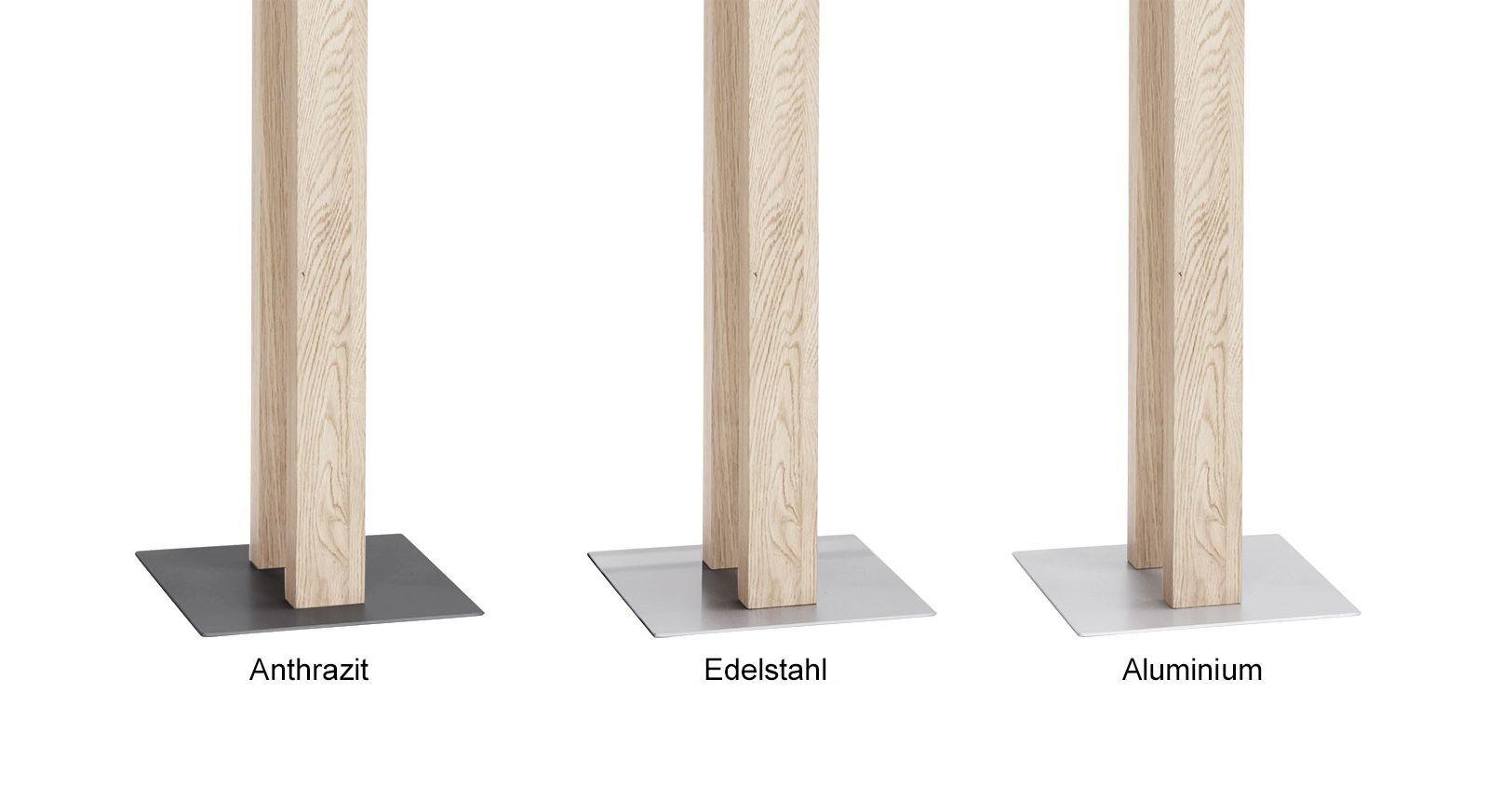 Herrendiener Poris Ausführungen der Bodenplatte