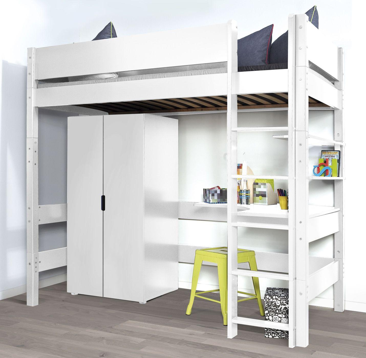Ziemlich Hochbett Nur Rahmen Galerie - Benutzerdefinierte ...