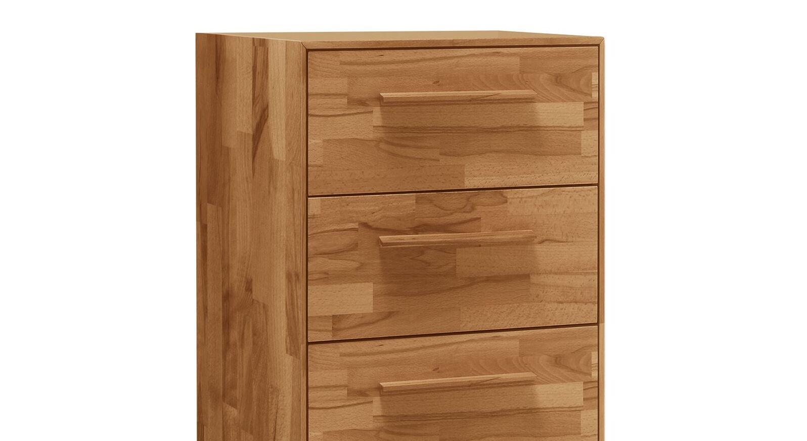 Hochkommode Rebus mit attraktiver Holz-Maserung