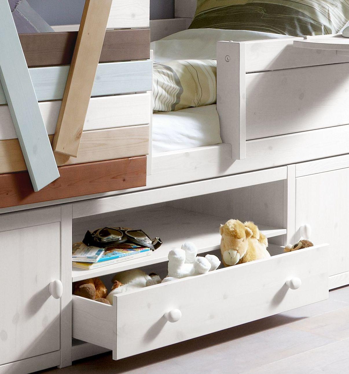 Lifetime Kojenbett Baumhaus Design Mit Viel Stauraum Survival