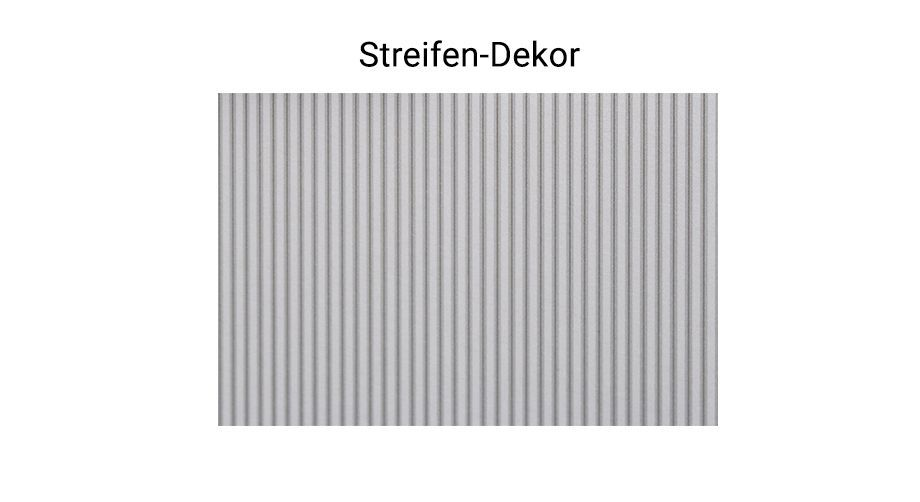 Streifen-Dekor für Innenausstattung von Kleiderschränken