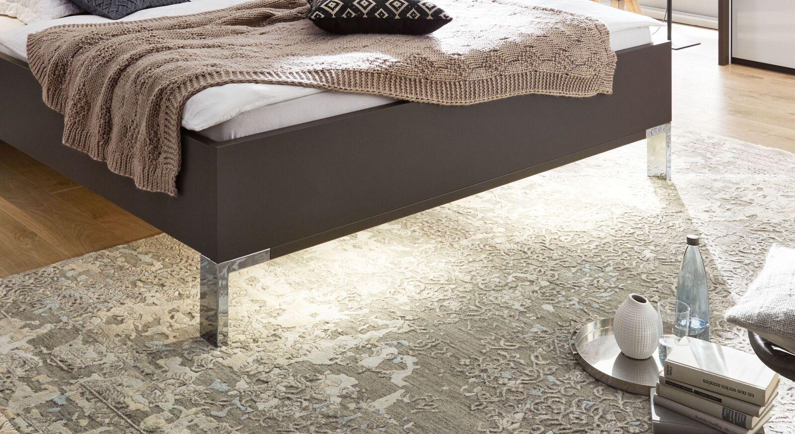 Modernes INTERLIVING Beleuchtungsset 1006 für das Bettfußteil