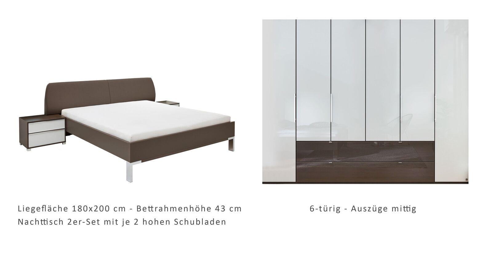 INTERLIVING Schlaftimmer 1006 Variante 01