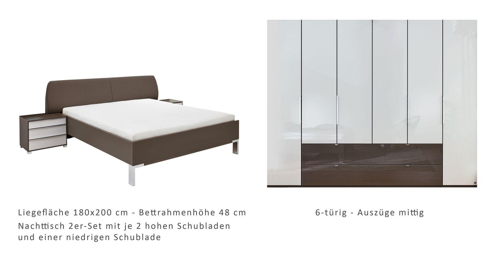 INTERLIVING Schlaftimmer 1006 Variante 04