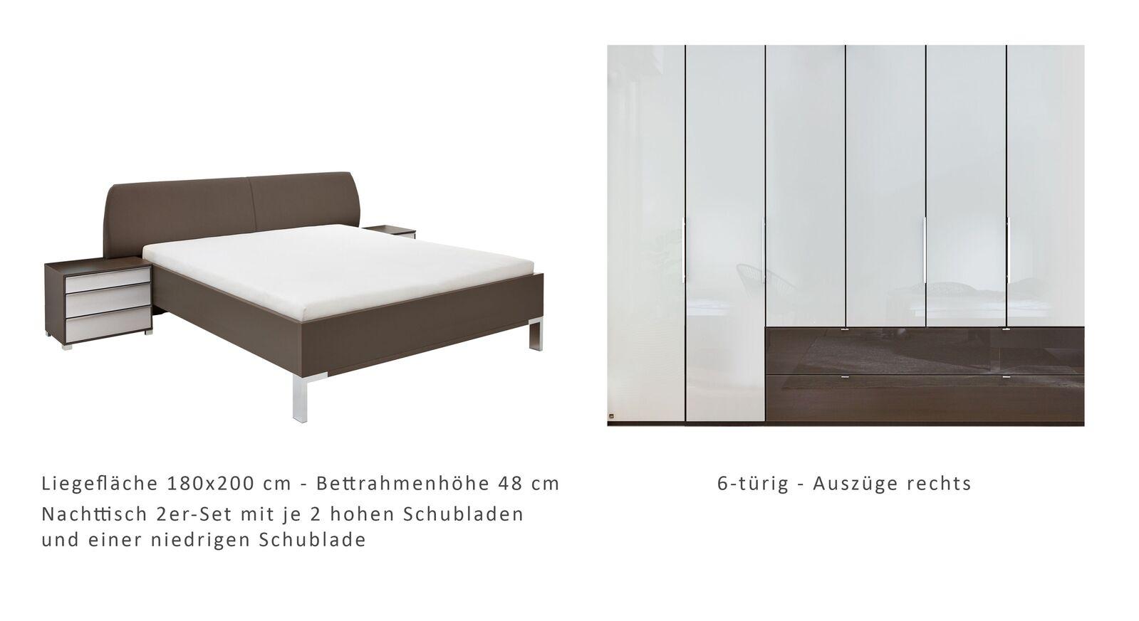 INTERLIVING Schlaftimmer 1006 Variante 06