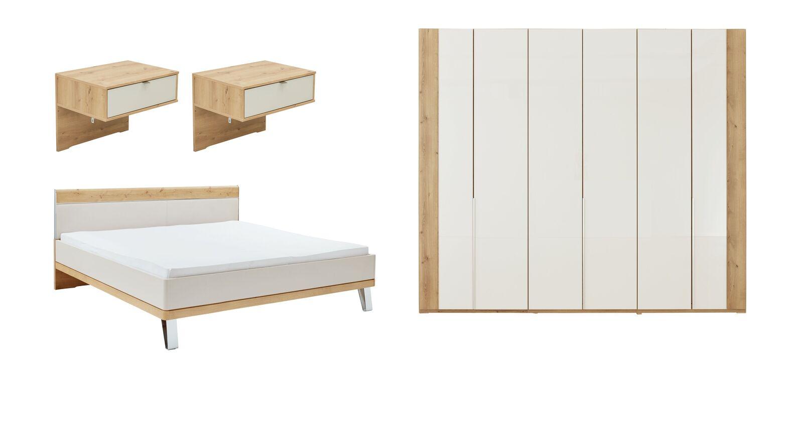 INTERLIVING Schlafzimmer 1017 in Variante 04