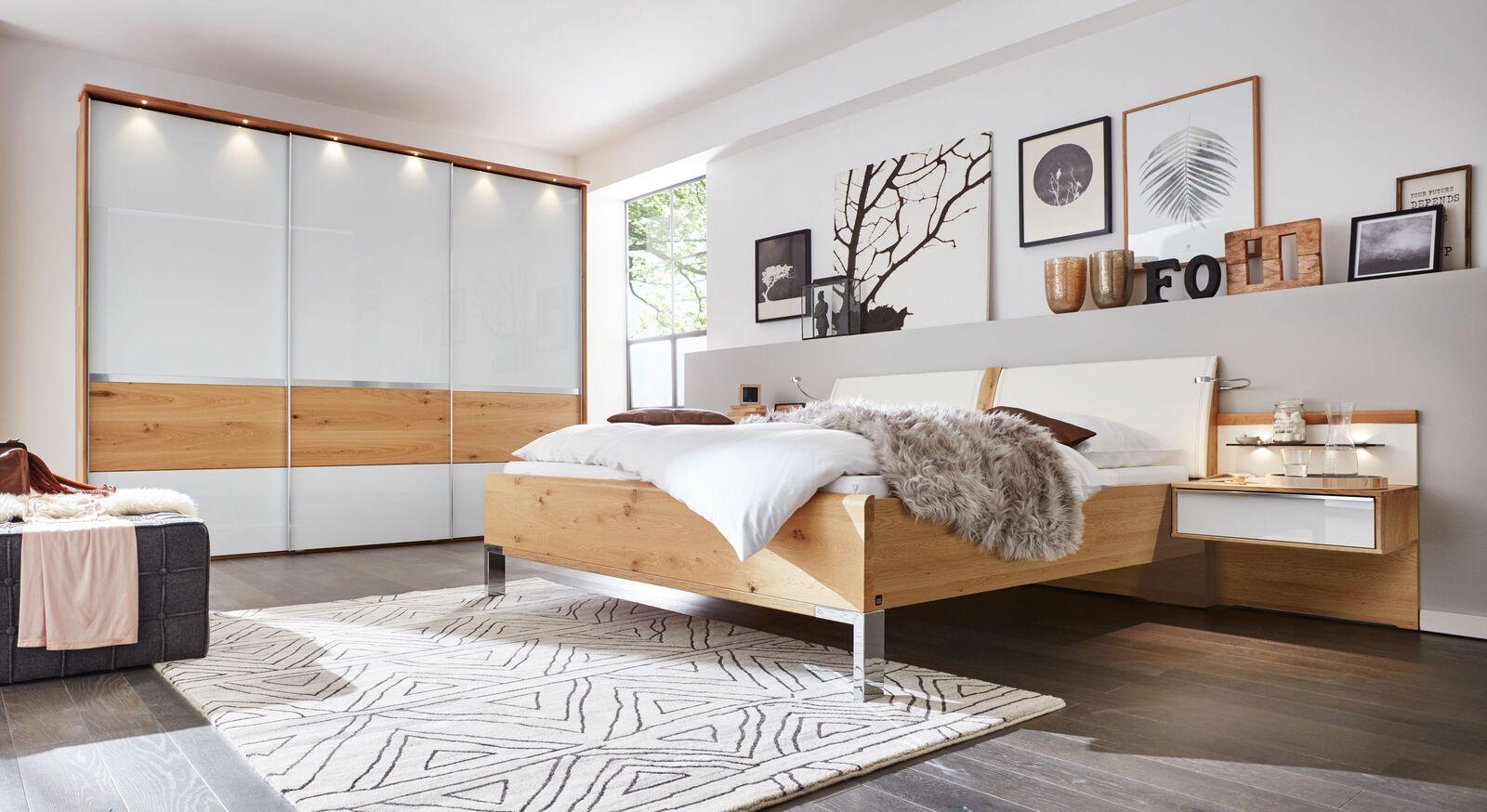 INTERLIVING Komplett-Schlafzimmer 1202 mit LED-Beleuchtung