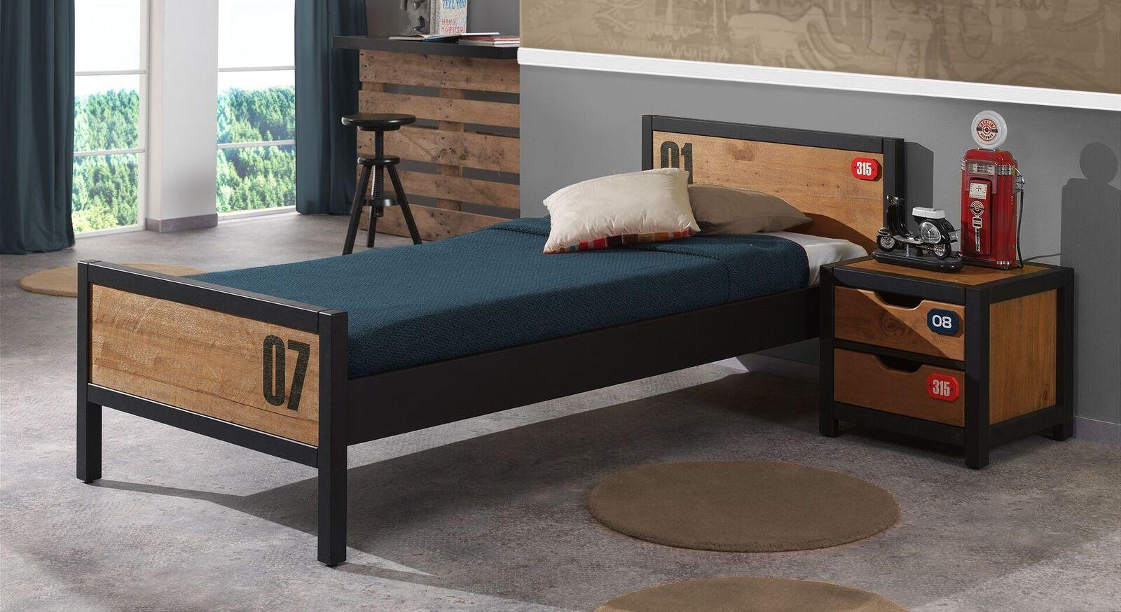 Jugendbett Beli im angesagten Design