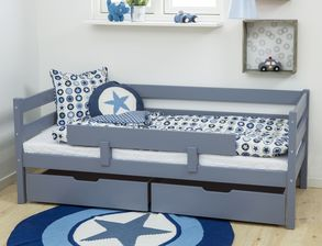 Kindersicheres Juniorbett Kids Heaven aus Kiefer