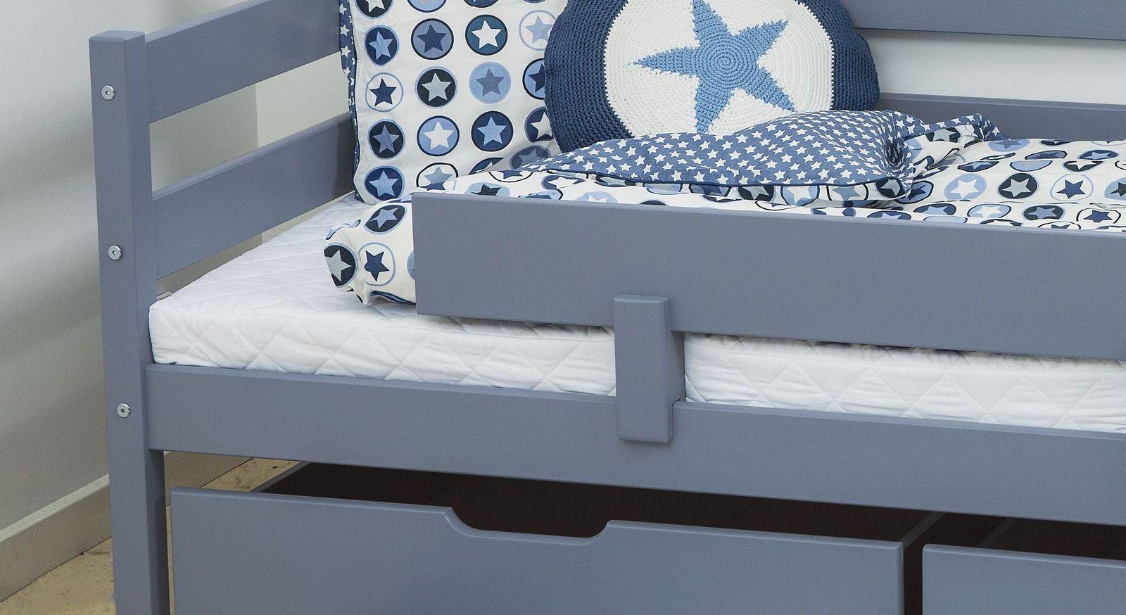 Preiswertes Juniorbett Kids Heaven mit einer Liegefläche von 70x160 cm