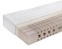 Kaltschaum-Matratze orthowell luxus plus aus hochwertigen Materialien