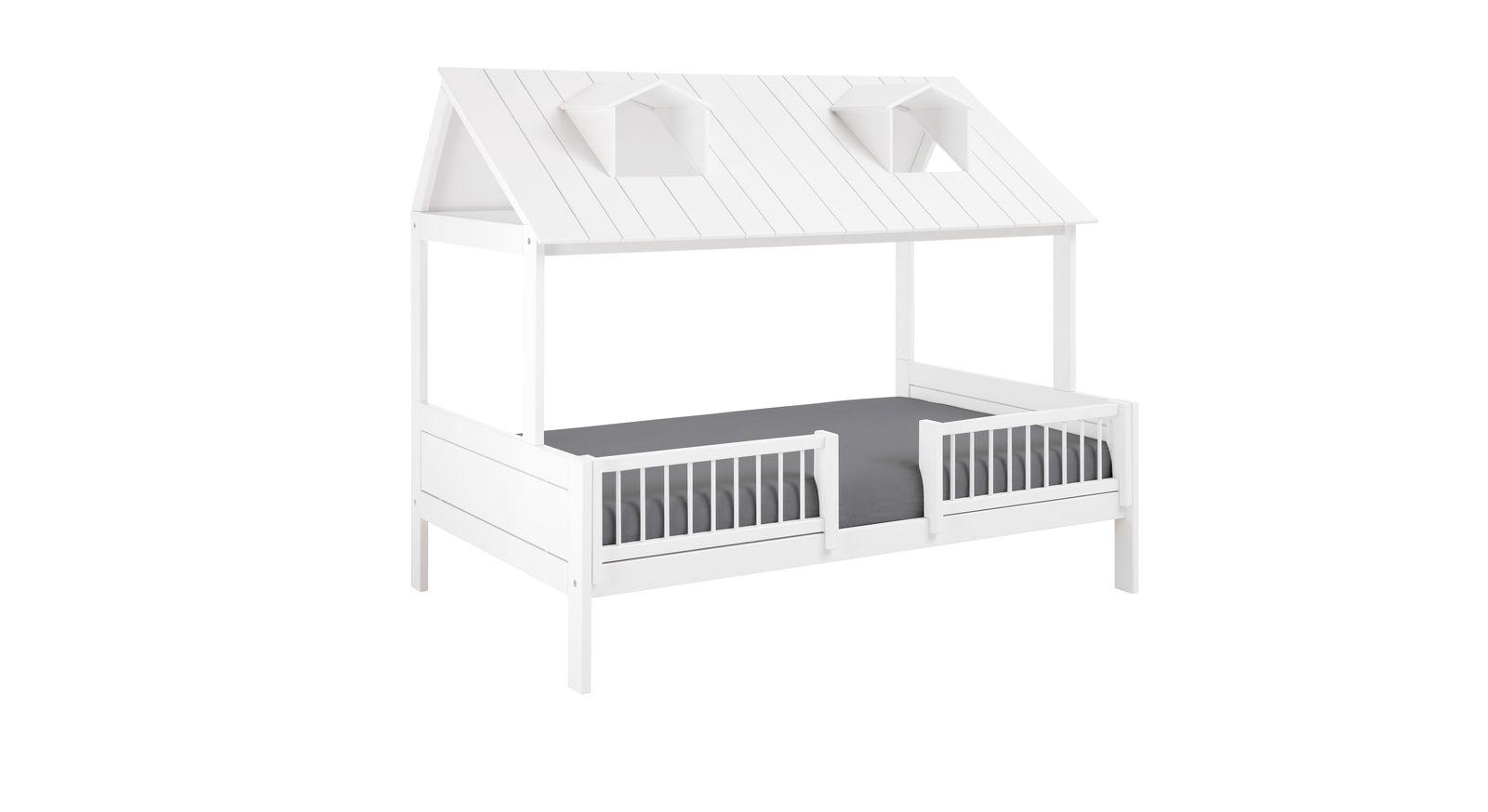 LIFETIME Kinderbett Ferienhaus 120x200 cm